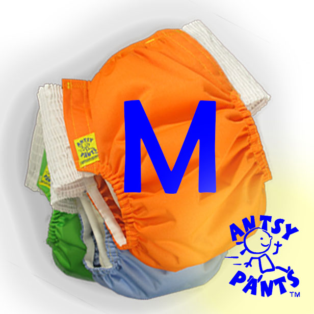 Antsy Pants™ Size M for kiddos 30-45lbs