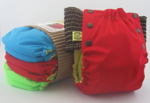 Red Antsy Pants™ With Package of 6