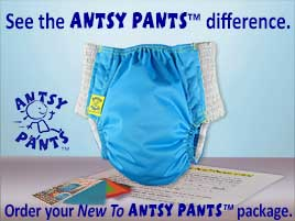 Check out the New To Antsy Pants™ Introductory Package